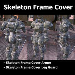 Skeleton Frame Cover - Kenshi мод