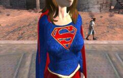 Supergirl! - Kenshi мод