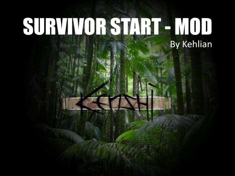 Survivor Start - Kenshi мод