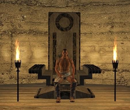 The Throne - Kenshi мод