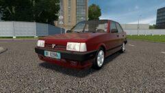Tofaş Doğan SLX - City Car Driving мод (изображение 2)