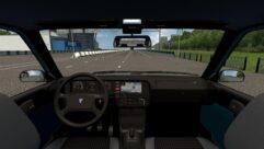 Tofaş Doğan SLX - City Car Driving мод (изображение 6)