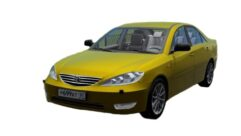 Toyota Camry v30 (1.5.9) - City Car Driving мод