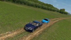 Прицеп с Volkswagen Golf 3 (1.5.9) - City Car Driving мод (изображение 4)