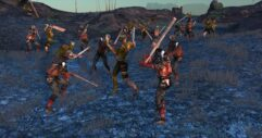 Tribal Warfare (устаревшая версия) - Kenshi мод