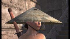 Unleash the Hair — Straw Hat - Kenshi мод (изображение 2)