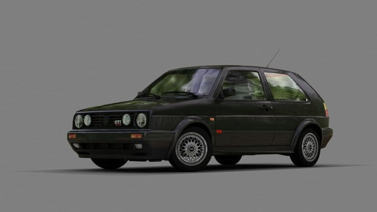 Volkswagen Golf GTI (1.5.9) - City Car Driving мод