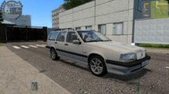 Volvo 850 Estate 1997 (1.5.9) - City Car Driving мод