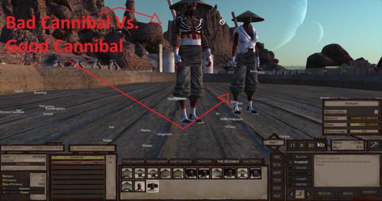 Wandering Squads — Recruitable Cannibals - Kenshi мод