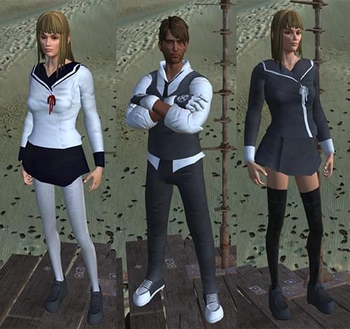 Student Clothing - Kenshi мод