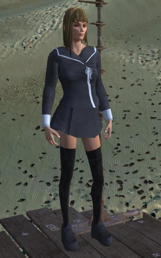 Student Clothing - Kenshi мод (изображение 4)