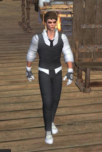Student Clothing - Kenshi мод (изображение 7)