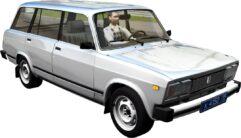 ВАЗ 2104 1.5 (1.5.9) - City Car Driving мод