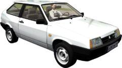 ВАЗ 2108 Спутник (1.5.9) - City Car Driving мод