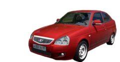 ВАЗ 2172 Купе (1.5.9) - City Car Driving мод